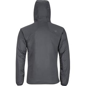 Marmot Novus Insulated Hoody Men Slate Grey